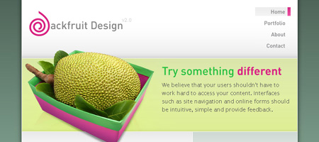 Jackfruit Design
