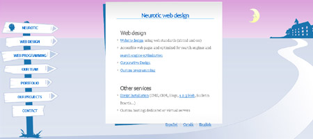 Neurotic Web Design