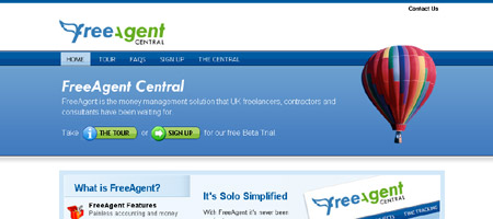 FreeAgent Central