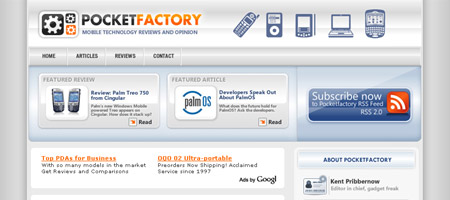 Pocketfactory