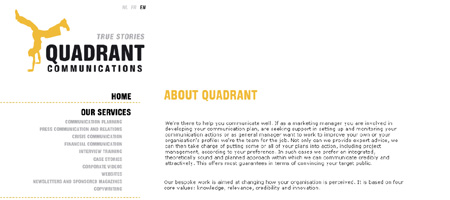 Quadrant Communications