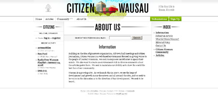 Citizen Wausau