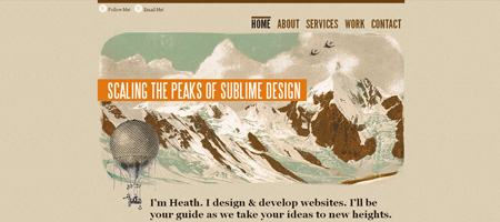 Heath Waller Web Design