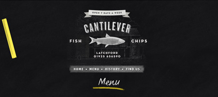 Cantilever Fish and Chips