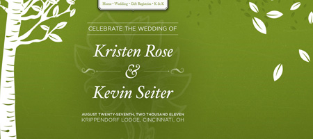 Kristen and Kevin Wedding