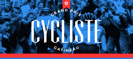 The Grand Prix Cycliste Gatineau
