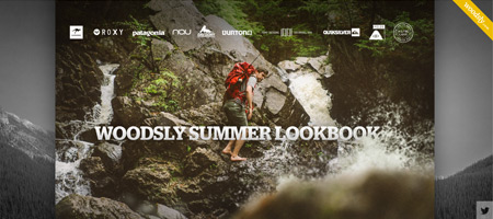 Woodsly Lookbook Summer 2014