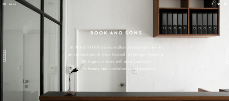 BOOK&SONS