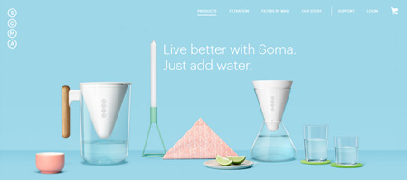 Soma Water Filters