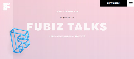 Fubiz Talks 2016
