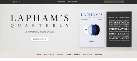 Lapham's Quarterly