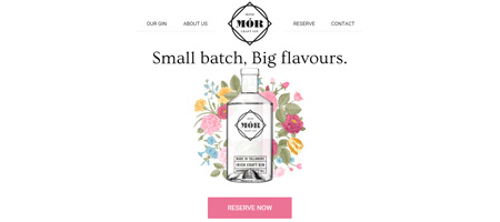 Mór - Irish Craft Gin