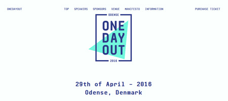 One Day Out Conference
