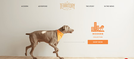 Territory Dog Collection