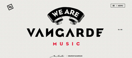 Vangarde Music Label